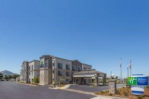 Exterior view - Holiday Inn Express Morgan Hill