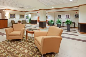 Lobby - Holiday Inn Express Hotel & Suites Westfield