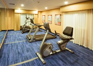 Fitness/ Exercise Room - Holiday Inn Express Hotel & Suites Westfield