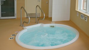 Pool - Holiday Inn Express Hotel & Suites Edson