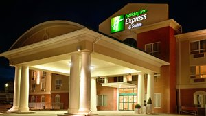 Exterior view - Holiday Inn Express Hotel & Suites Edson
