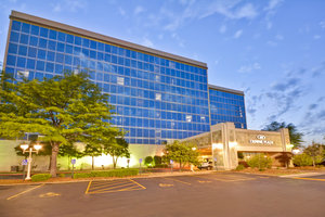 Exterior view - Crowne Plaza Hotel Southern Hills Tulsa