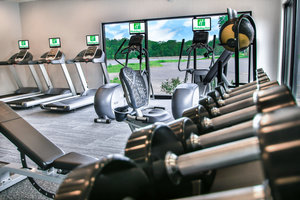 Fitness/ Exercise Room - Holiday Inn Riverfront Glendale