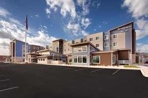 Exterior view - Residence Inn by Marriott Rancho Cucamonga