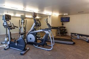Fitness/ Exercise Room - Holiday Inn University Plaza Evanston