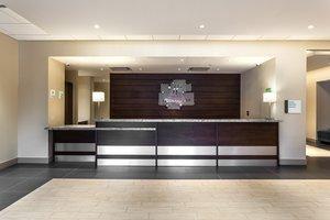 Lobby - Holiday Inn University Plaza Evanston
