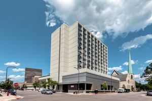 Exterior view - Holiday Inn University Plaza Evanston