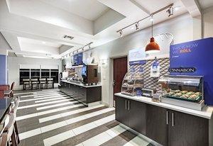 Restaurant - Holiday Inn Express Bert Kouns Shreveport