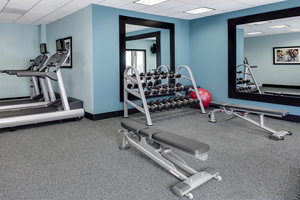 Fitness/ Exercise Room - Holiday Inn Hotel & Suites Overland Park