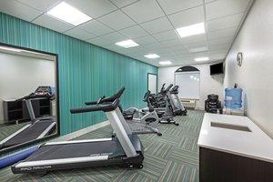 Fitness/ Exercise Room - Holiday Inn Express Bert Kouns Shreveport