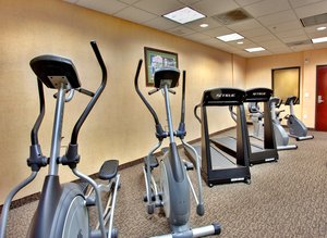 Fitness/ Exercise Room - Holiday Inn Express Otay Mesa San Diego