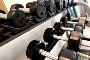 Fitness/ Exercise Room - Holiday Inn Express Hotel & Suites Manhattan