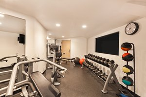 Fitness/ Exercise Room - Holiday Inn Express Morgan Hill