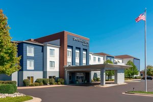 Exterior view - SpringHill Suites by Marriott North Grand Rapids