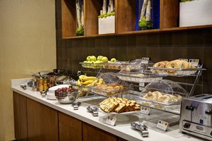 Restaurant - SpringHill Suites by Marriott Deadwood