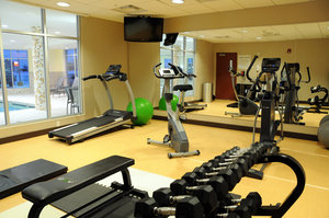 Fitness/ Exercise Room - Holiday Inn Express Hotel & Suites Bonnyville