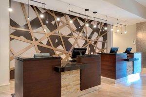 Lobby - Marriott Hotel Century Center Atlanta