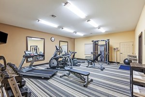 Fitness/ Exercise Room - Candlewood Suites Western Crossing Amarillo