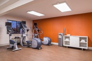 Fitness/ Exercise Room - Holiday Inn Express Walnut Creek
