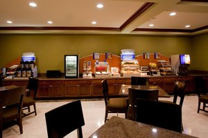 Restaurant - Holiday Inn Express Woodland Hills