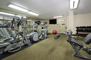 Fitness/ Exercise Room - Holiday Inn New Orleans Airport Metairie