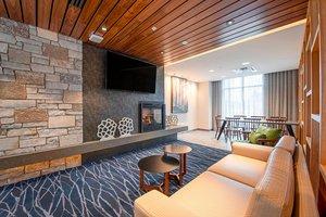Lobby - Fairfield Inn & Suites by Marriott Downtown Duluth