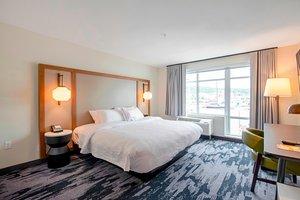 Room - Fairfield Inn & Suites by Marriott Downtown Duluth