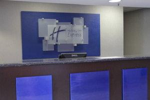 Lobby - Holiday Inn Express Rocklin