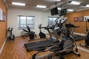 Fitness/ Exercise Room - Holiday Inn Express Rocklin