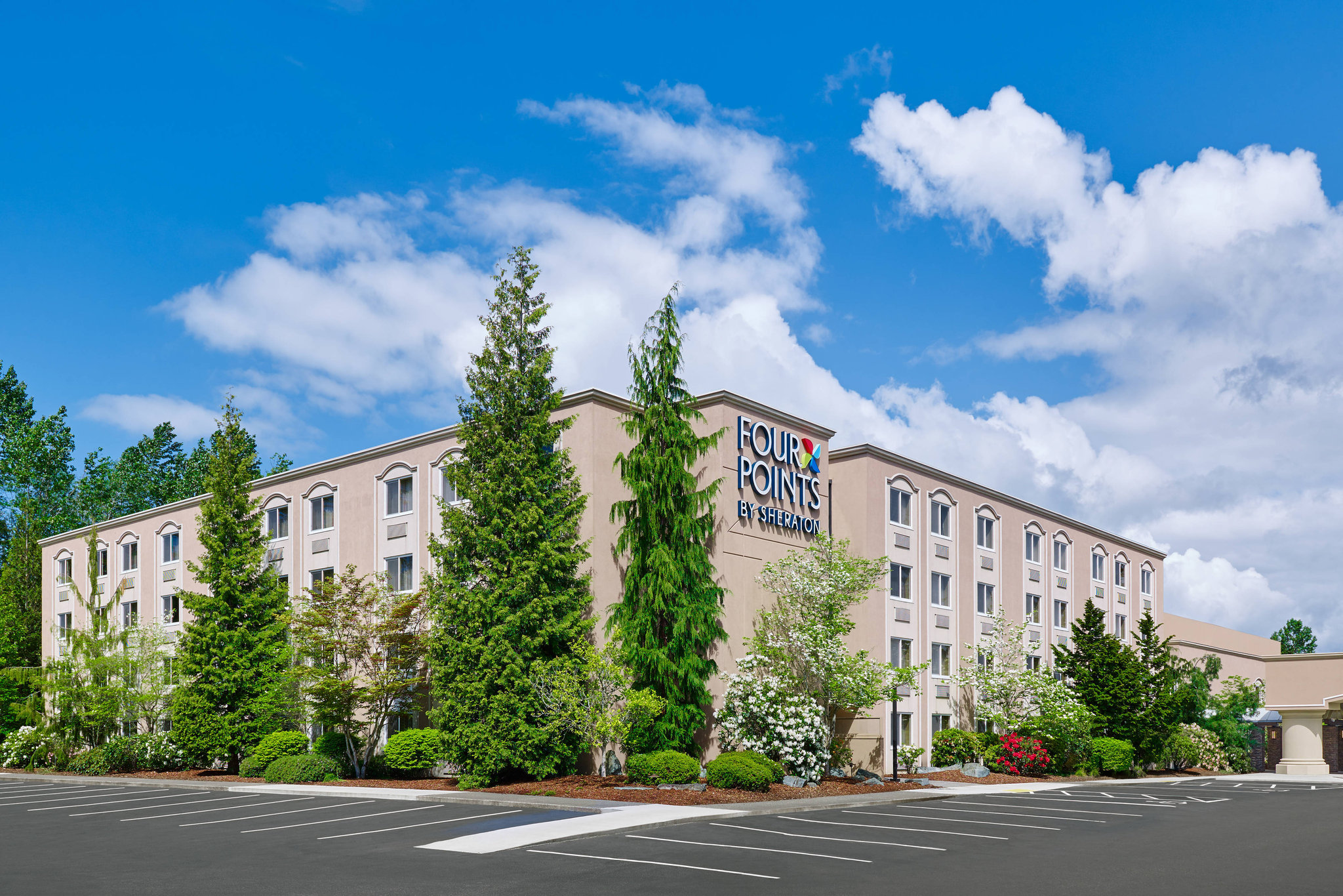 Four Points by Sheraton Bellingham Hotel and Conference Center