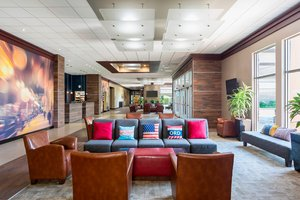 Lobby - Four Points by Sheraton Hotel O'Hare Schiller Park