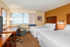 Room - Four Points by Sheraton Hotel O'Hare Schiller Park