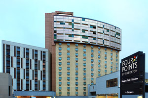 Exterior view - Four Points by Sheraton Hotel Niagara Falls