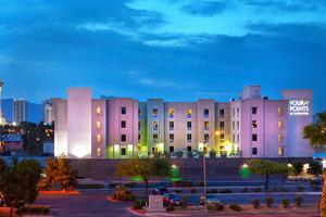 Exterior view - Four Points by Sheraton Hotel East Flamingo Las Vegas