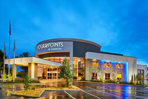 Exterior view - Four Points by Sheraton Hotel Midtown Little Rock