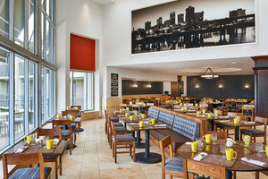 Restaurant - Four Points by Sheraton Hotel Midtown Little Rock