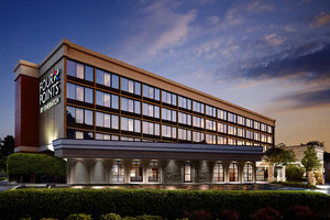 Exterior view - Four Points by Sheraton Hotel Memphis
