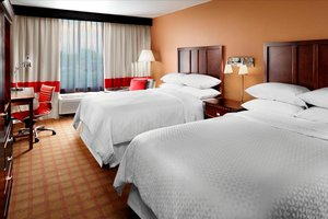 Room - Four Points by Sheraton Hotel Memphis