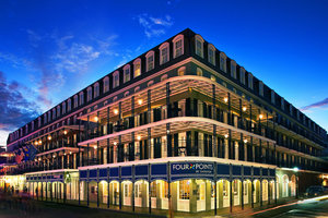 Exterior view - Four Points by Sheraton Hotel French Quarter New Orleans