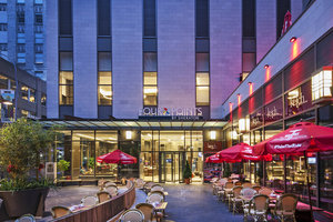 Exterior view - Four Points by Sheraton Hotel Downtown New York