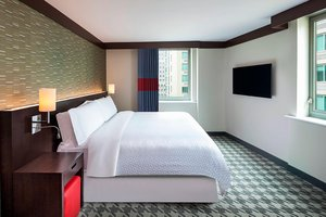 Room - Four Points by Sheraton Hotel Downtown New York