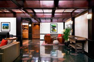 Lobby - Four Points by Sheraton Hotel Airport Richmond