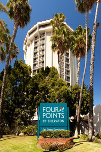 Exterior view - Four Points by Sheraton Hotel Downtown San Diego