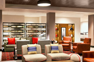 Lobby - Four Points by Sheraton Hotel Emeryville