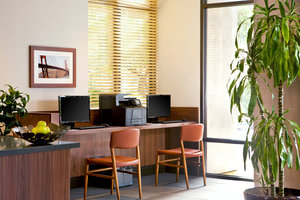 Conference Area - Four Points by Sheraton Hotel Emeryville