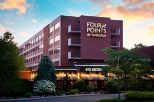 Exterior view - Four Points by Sheraton Hotel Norwood