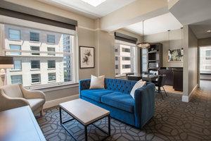Suite - Magnolia Hotel Denver