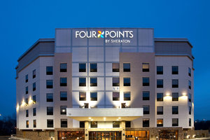 Exterior view - Four Points by Sheraton Hotel Newark