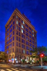 Exterior view - Four Points by Sheraton Hotel City Center Philadelphia