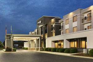 Exterior view - Four Points by Sheraton Hotel Northeast Raleigh
